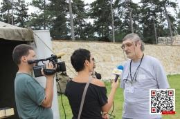 Stefan Ghidoveanu intervievat de RTT